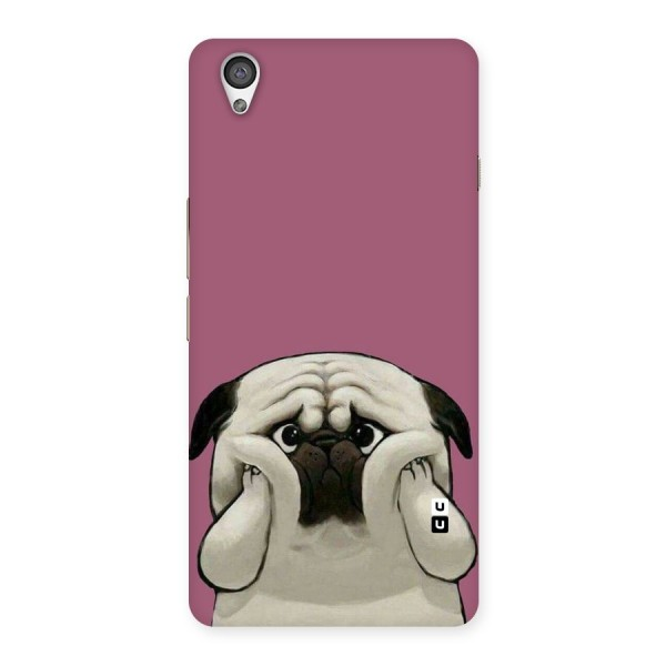 Chubby Doggo Back Case for OnePlus X