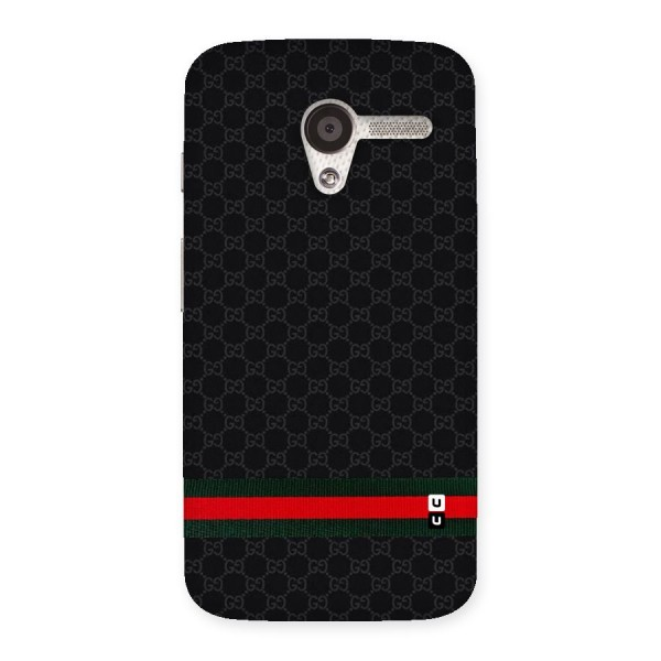 Classiest Of All Back Case for Moto X