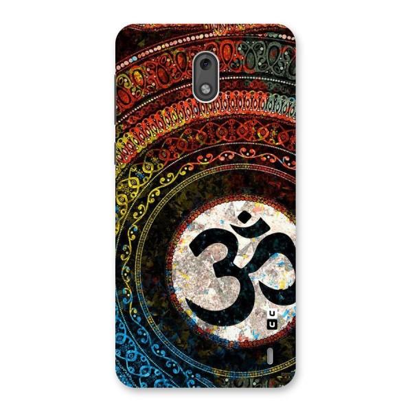 Culture Om Design Back Case for Nokia 2