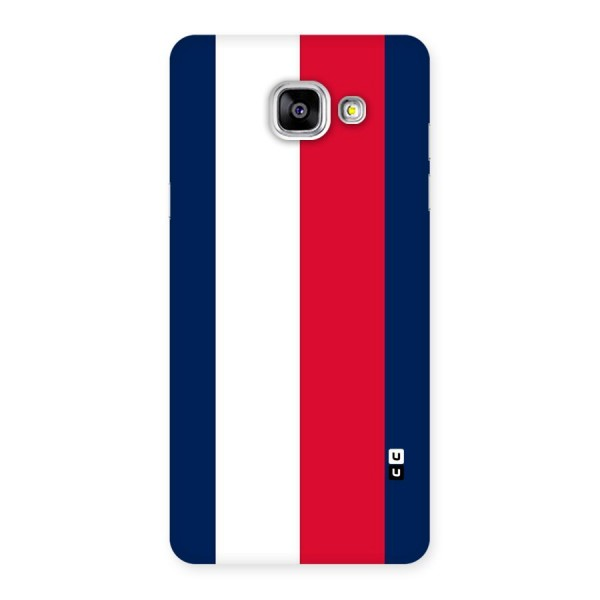 Electric Colors Stripe Back Case for Galaxy A5 2016