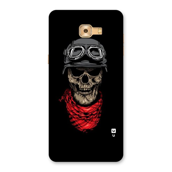 Ghost Swag Back Case for Galaxy C9 Pro