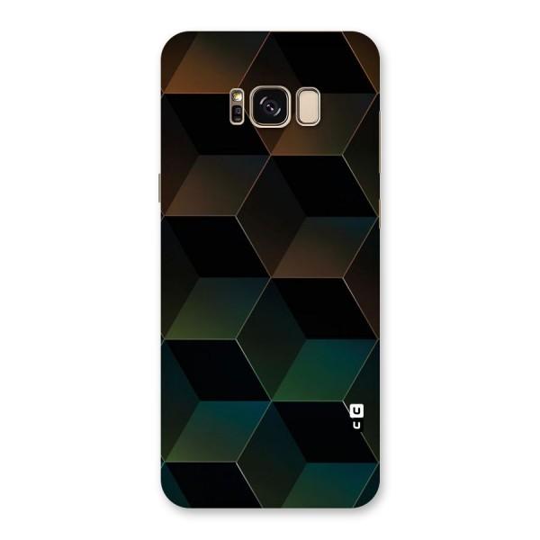 Hexagonal Design Back Case for Galaxy S8 Plus