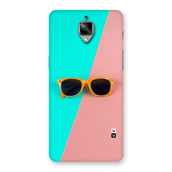 Minimal Glasses Back Case for OnePlus 3T
