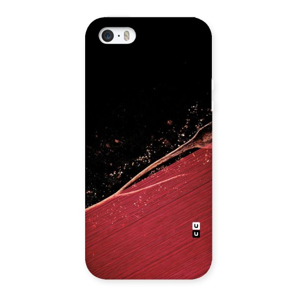 Red Flow Drops Back Case for iPhone 5 5S