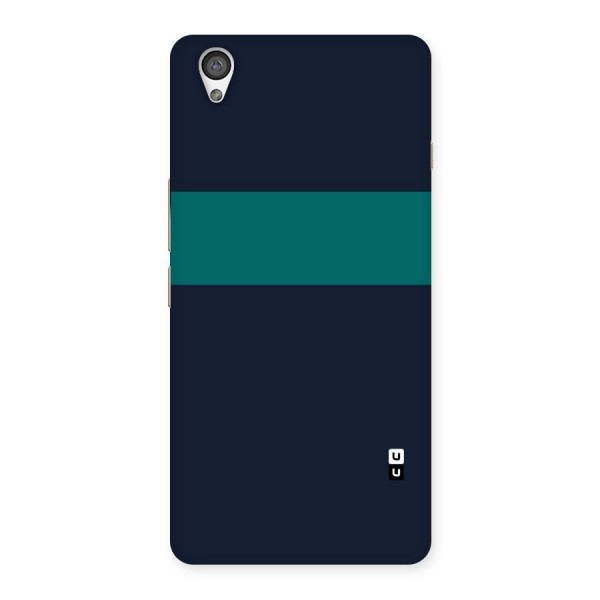 Stripe Block Back Case for OnePlus X