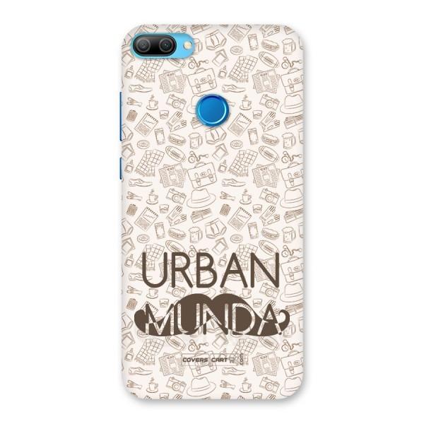 Urban Munda Back Case for Honor 9N