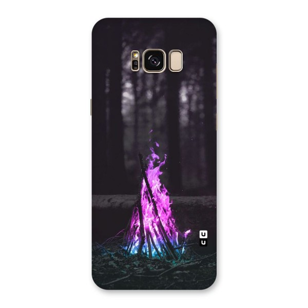 Wild Fire Back Case for Galaxy S8 Plus