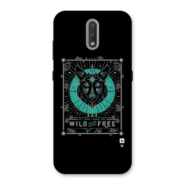 All Good Things Wild and Free Back Case for Nokia 2.3