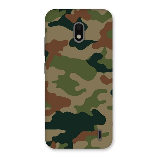 Army Camouflage Back Case for Nokia 2.2