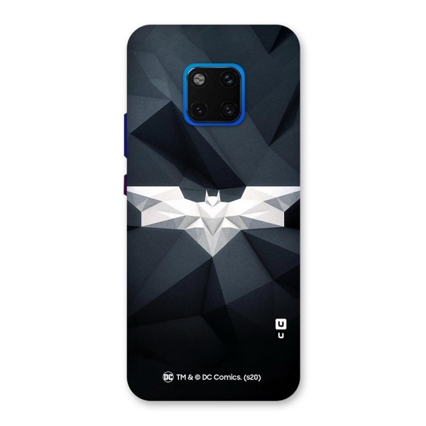 Batman Abstract Logo Back Case for Huawei Mate 20 Pro