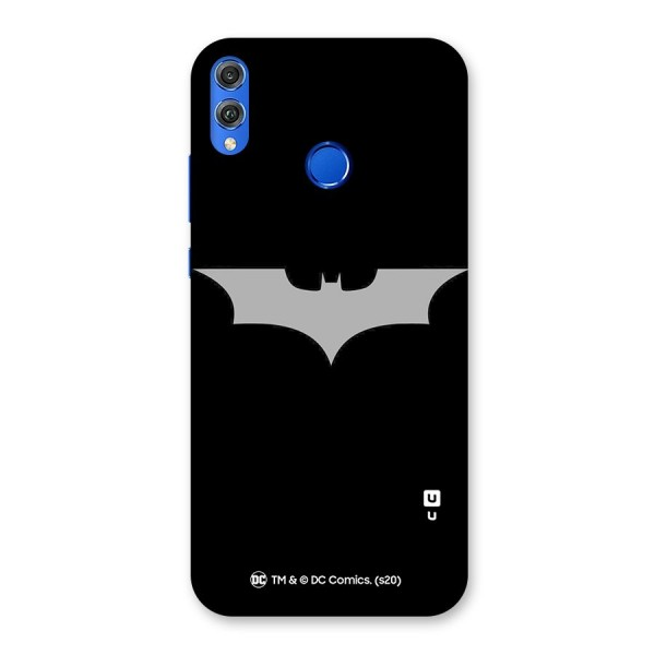 Batman Logo Simple Back Case for Honor 8X