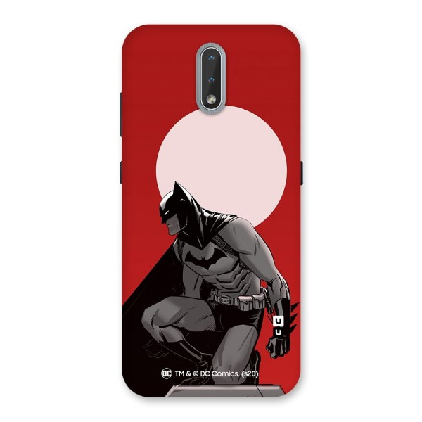 Batman Moon Artwork Back Case for Nokia 2.3