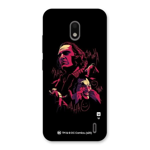Joaquin Phoenix Joker Collage Art Back Case for Nokia 2.2