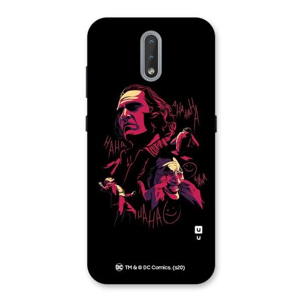 Joaquin Phoenix Joker Collage Art Back Case for Nokia 2.3