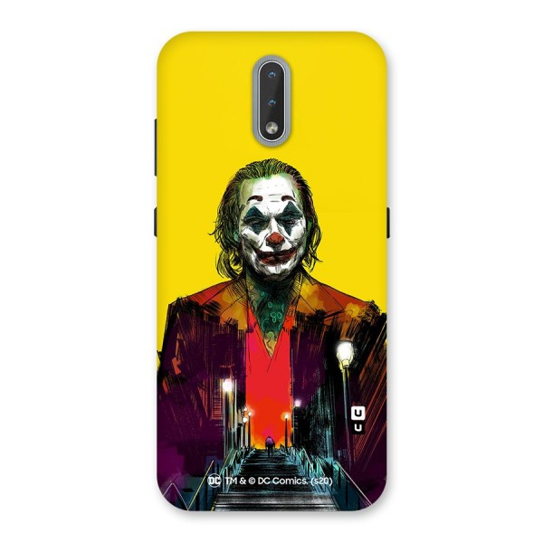 Joker Pensketch Artwork Back Case for Nokia 2.3