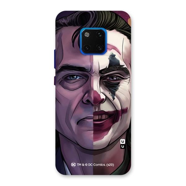 Joker Two Face Art Back Case for Huawei Mate 20 Pro