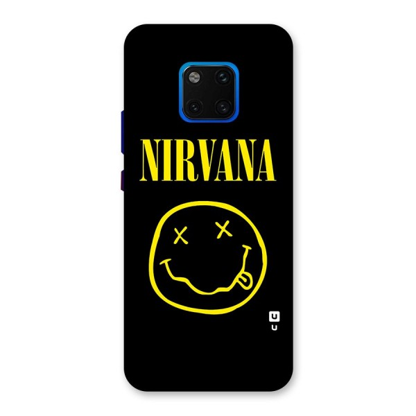 Nirvana Smiley Back Case for Huawei Mate 20 Pro