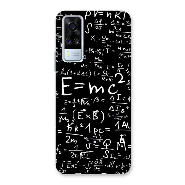 Physics Equation Back Case for Vivo Y51A