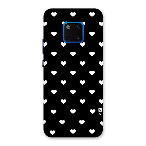Seamless Hearts Pattern Back Case for Huawei Mate 20 Pro